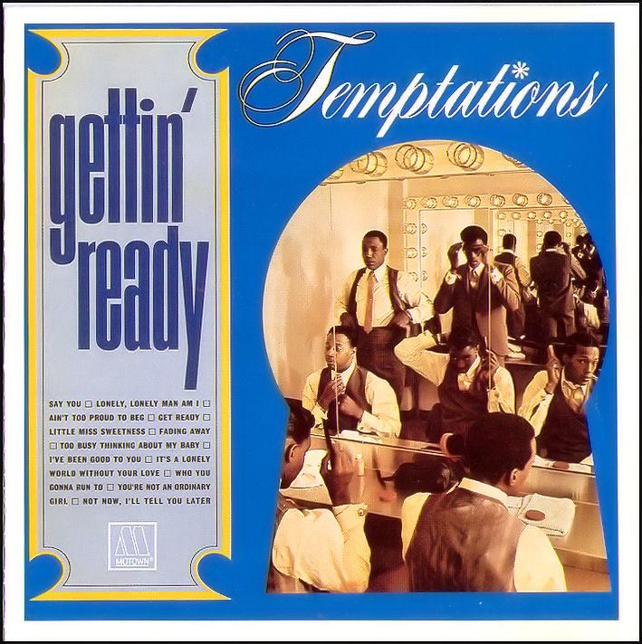 The Temptations - Gettin' Ready | House of Furldman ...