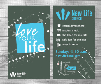 NewLife-invite-card-6b | Goal: card for church members to ...