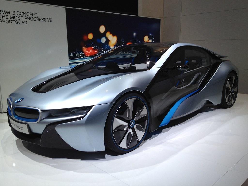 Bmw I8 Concept 2012 Detroit Auto Show Jan 09 6 08 35p Flickr