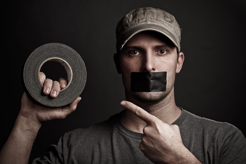 Gaffer Tape..... 'Nuff said. | by Rick Joy