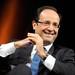 François Hollande et Stéphane Hessel aux Journées de Nantes