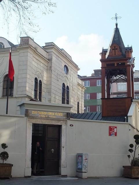 Surp Takavor Ermeni Kilisesi  Explore CyberMacs photos ...