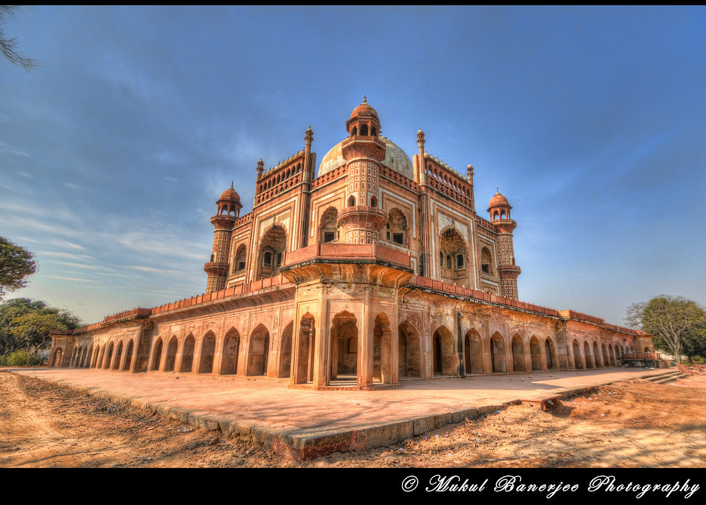 Side View, Safdarjung Tomb, New Delhi | Safdarjung's tomb ...