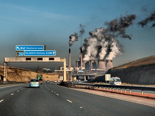 Up The A1 Towards Ferrybridge. | by Man of Yorkshire