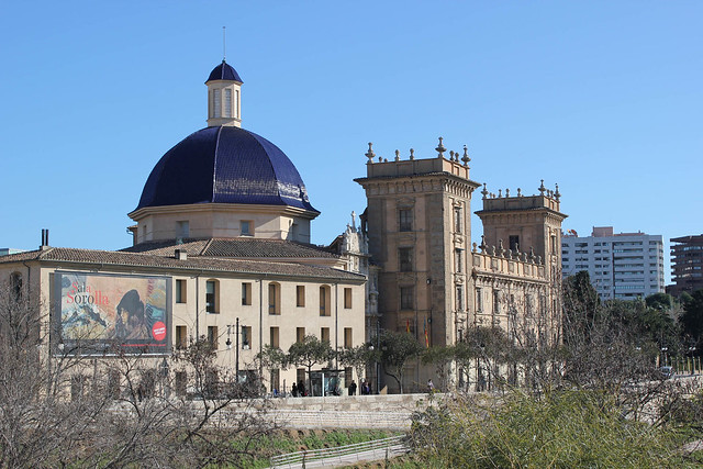 Музей изящных искусств Валенсии. Museo de Bellas Artes de Valencia