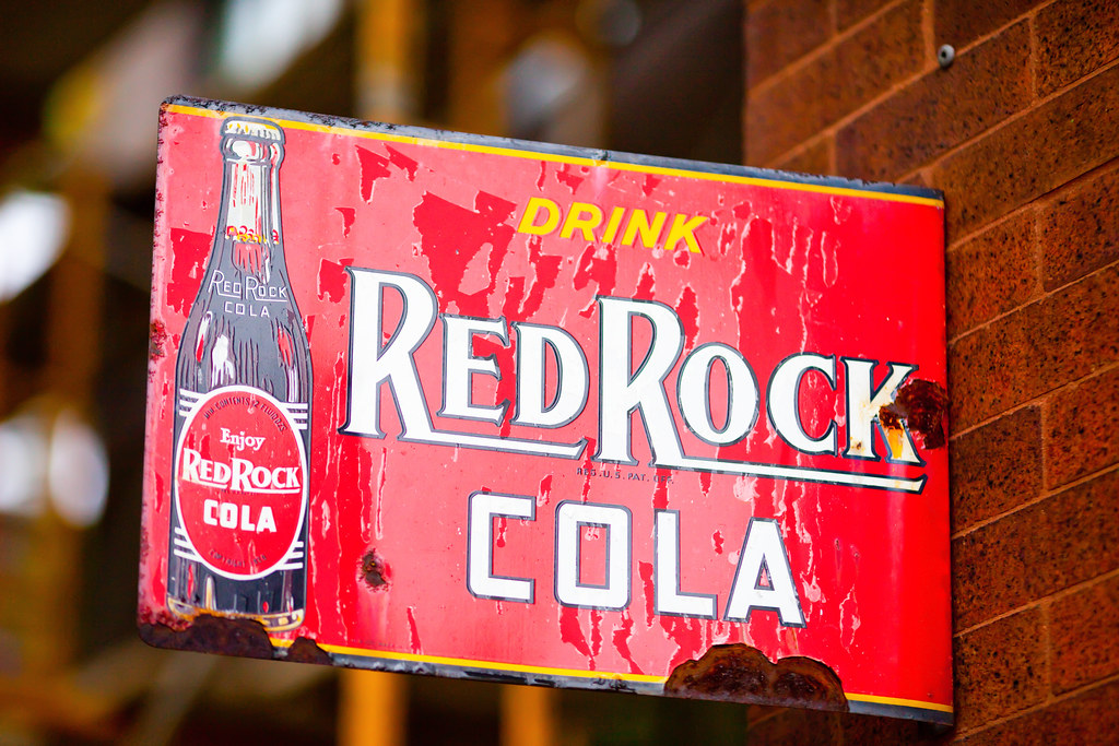 Rock Cola  S Cafe South Brookville Road Indianapolis In
