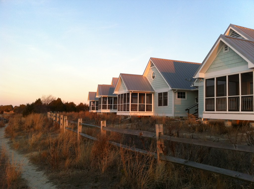 Cottages At Sunrise Indian River Marina Delaware