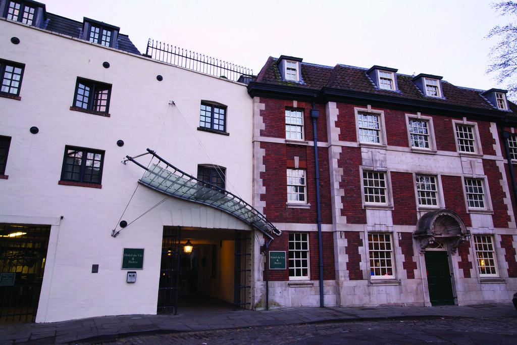Hotel Du Vin Caddy Room