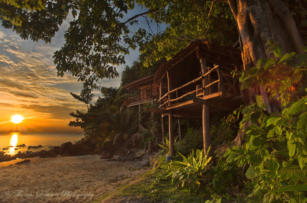 Koh Jum Bungalow - Thailand | This is one of my favorite ima ...