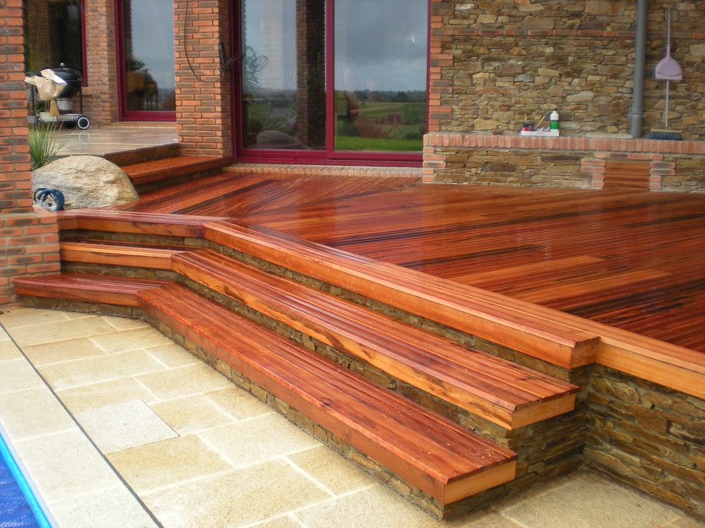 terrasse en muiracatiara carquefou bois terrasse flickr. Black Bedroom Furniture Sets. Home Design Ideas
