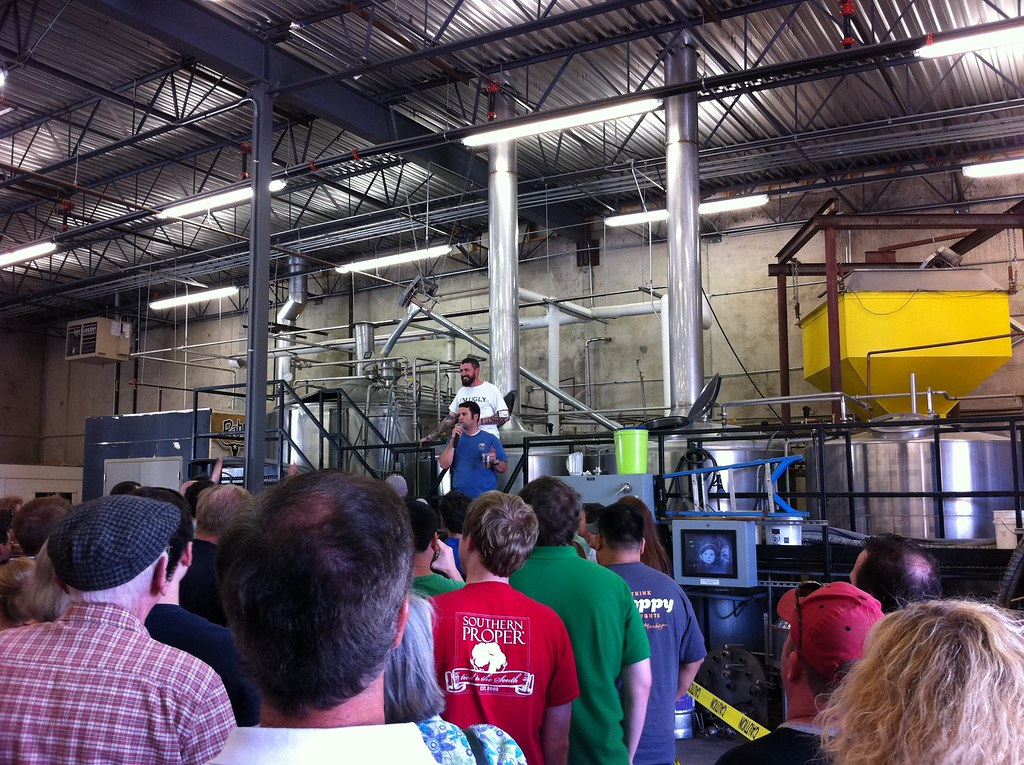 Rahr Brewery Tour Wednesday