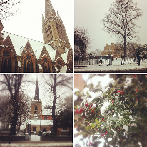 snowy Stokey | by What Katie Does