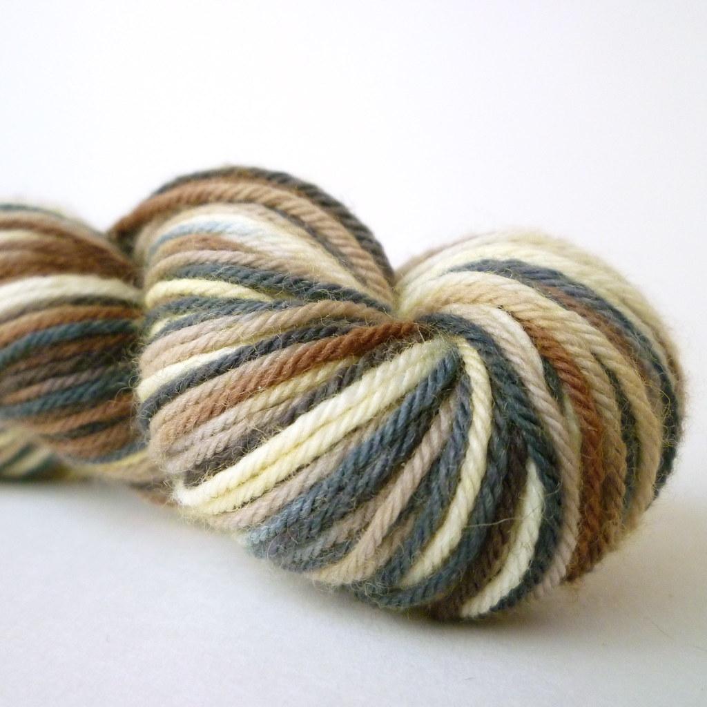 Hand Painted Sock Yarn Pony Ride Knit Picks