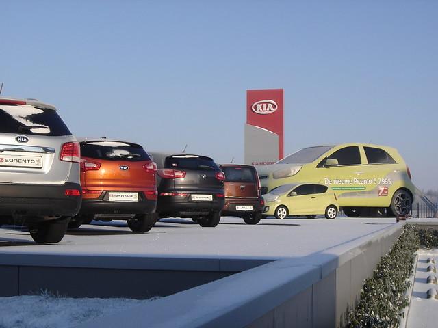 Kia Car Dealerships In Clarksville
