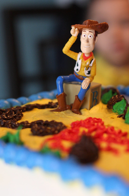 Woody Birthday Cake Pan