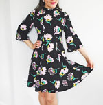 Floral Martha Dress