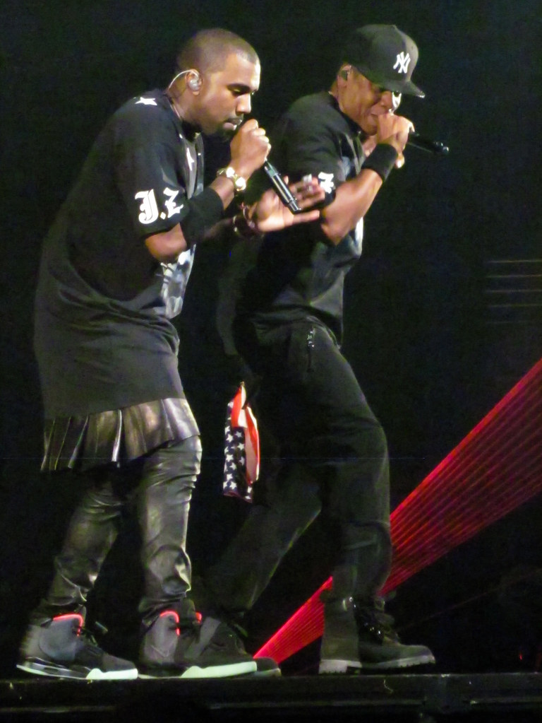 Watch The Throne Tour Song List