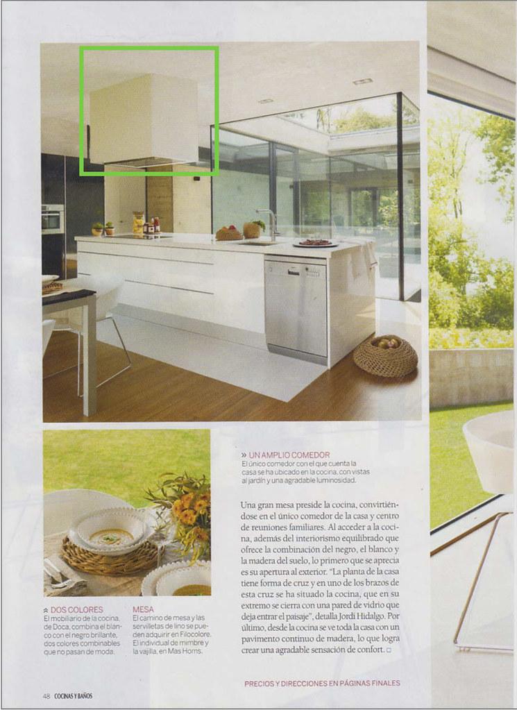 Revista el mueble cocinas y ba os n 143 aparici n for Revista el mueble banos