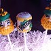 Vernor's Gnome and Gingerale Can Cake Pops