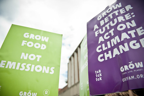Global Day of Action Climate March | by Oxfam International