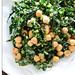 green chickpea salad6