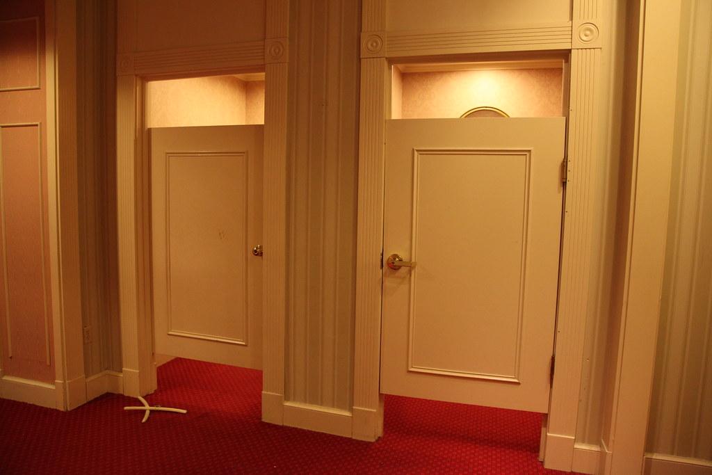 Victoria S Secret Changing Rooms