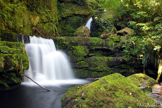 McLean Falls | by NathanaelBC