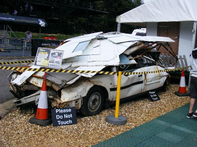 Top Gear Jeremy Clarkson Citroen Cx Motorhome What S