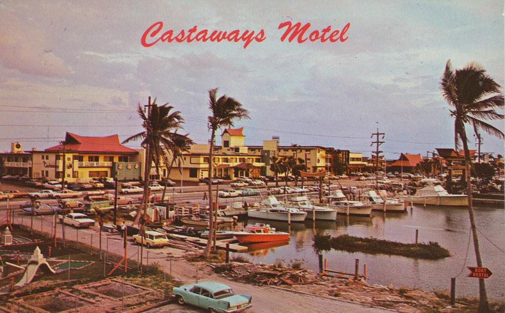 Castaways Hotel Miami Beach