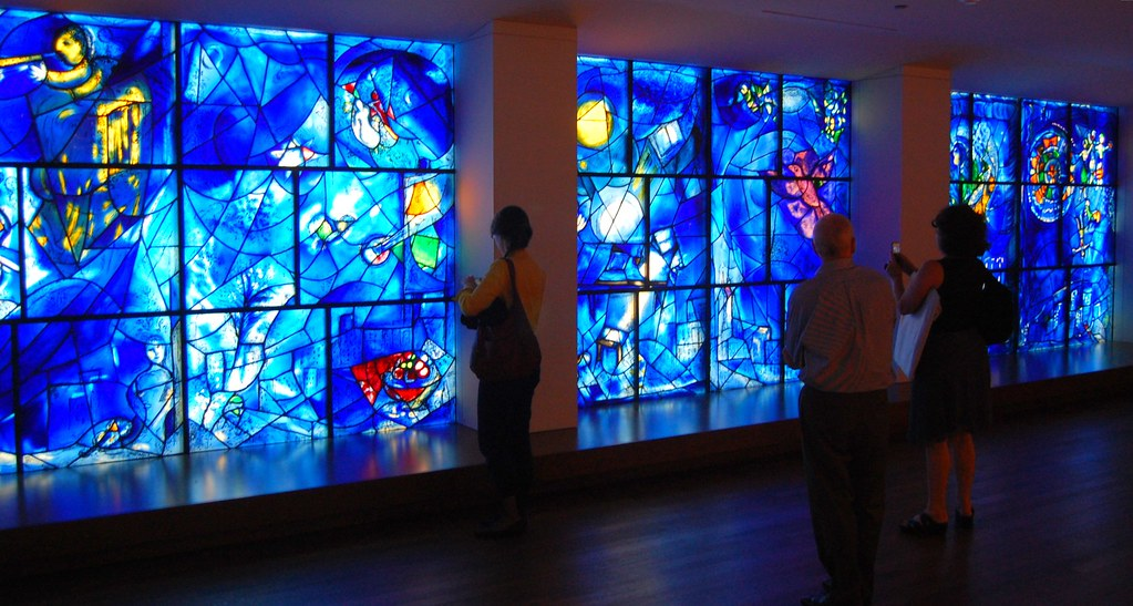 Inside The Art Institute Of Chicago Chagall S American W