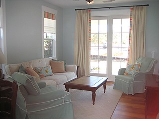 Family Room......After | by PoshSurfside.com