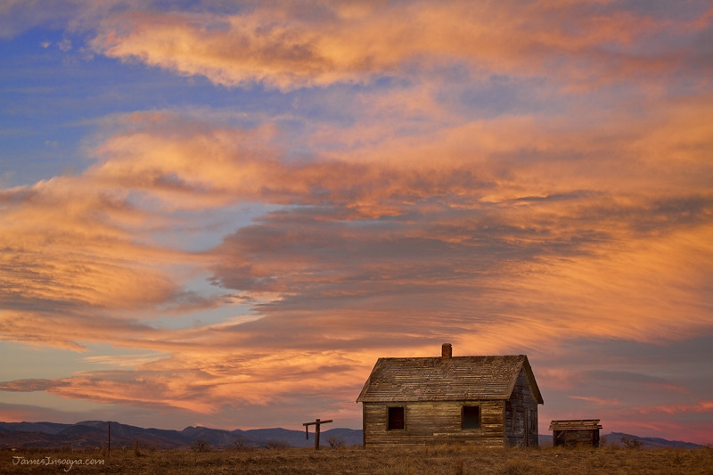 Little House On The Colorado Prairie | North Boulder ...