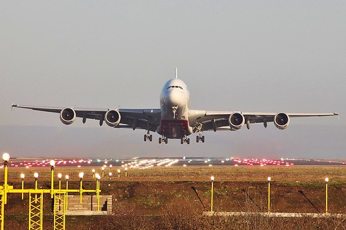 A6-EDI - Emirates Airbus A380-861, | by canonknight22