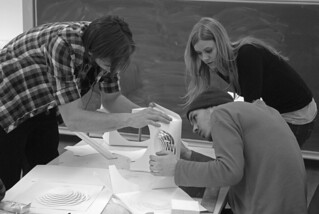 Paper workshop at Kunsthochschule Kassel | by Richard Sweeney