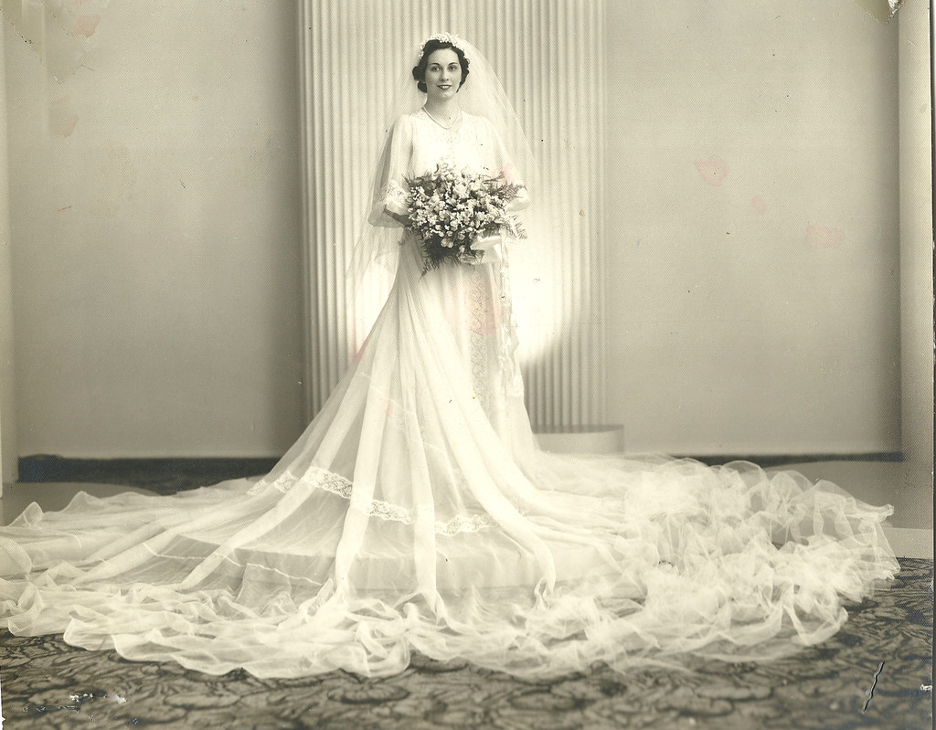 Wedding Photography Flickr: Detroit/Hamtramck Wedding, C.1940s. Can Anyone