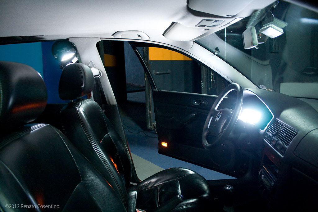 interior car lighting for video lighting set up using mini flickr. Black Bedroom Furniture Sets. Home Design Ideas
