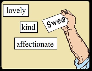 Adjective Magnet Words | by Evelyn Saenz