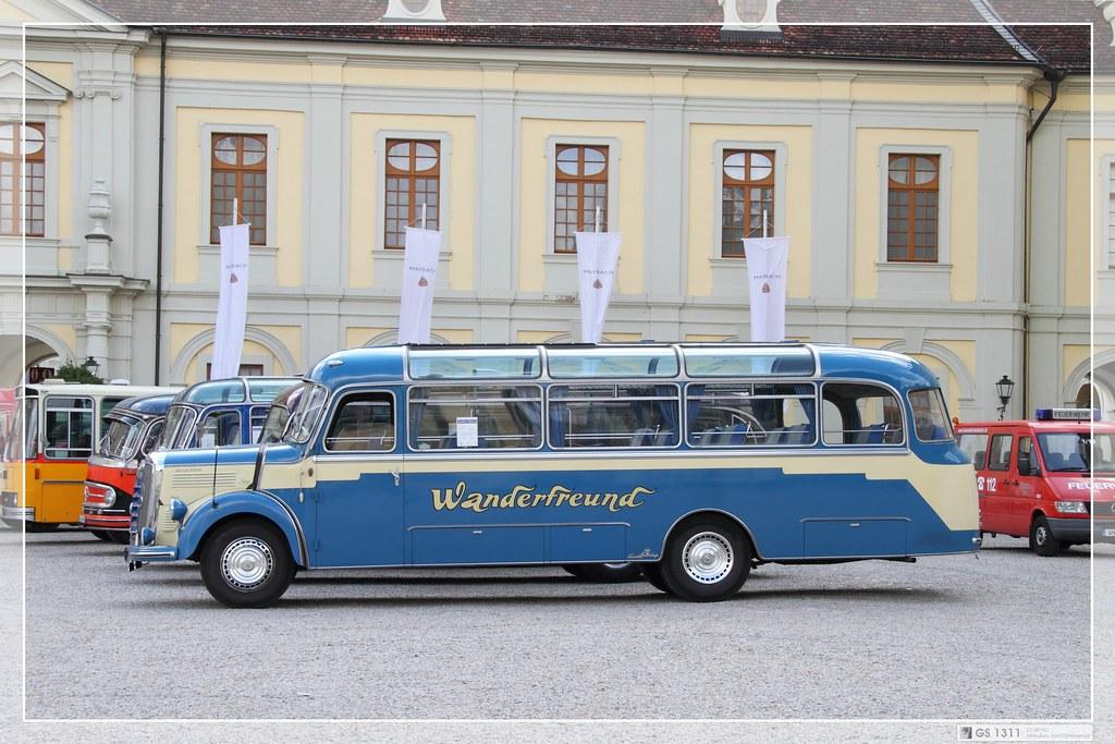 1949 mercedes benz o 3500 03 2011 retro classic meets for 1949 mercedes benz