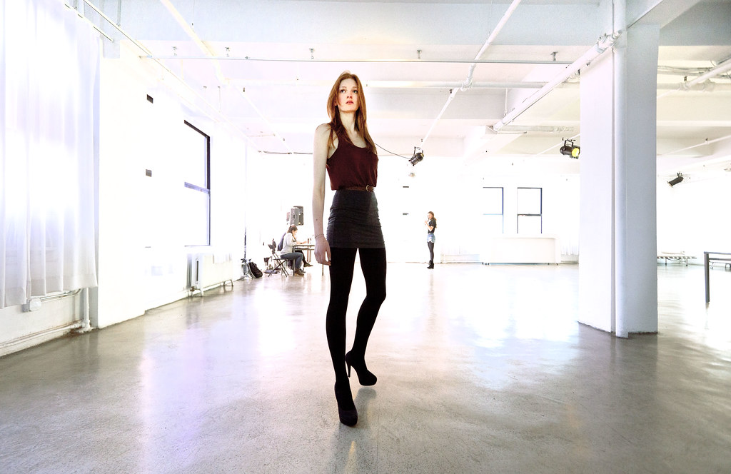 Fashion Week Auditions