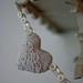 Lace on Linen heart