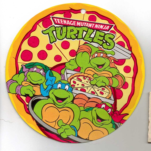 Ninja Turtle Ninja Turtles Pizza