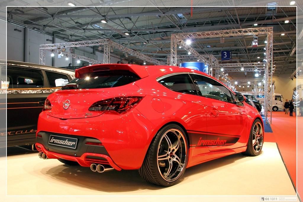 2012 Opel Astra J Gtc Irmscher 02 Essen Motor Show