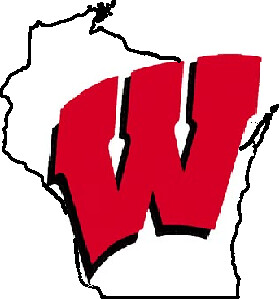 wisconsin football coloring pages - photo#33
