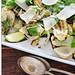 burnt fennel & zucchini salad