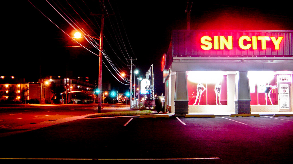 Sin City Adult Store 32