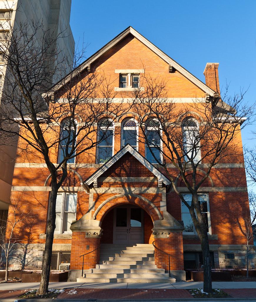 Oak Arbor Church: Harris Hall 617 East Huron