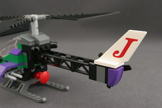 6863 Batwing Battle Over Gotham City - Joker's Helicopter 4 | by fbtb