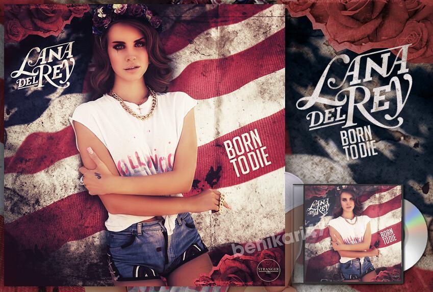 Lana Del Rey Facebook Cover Flag Lana Del Rey - ...