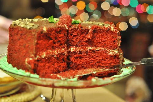 Have a Red Velvet cake slice! | by michykins