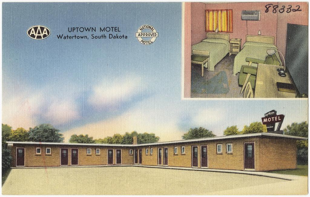 Motel  Watertown Ma